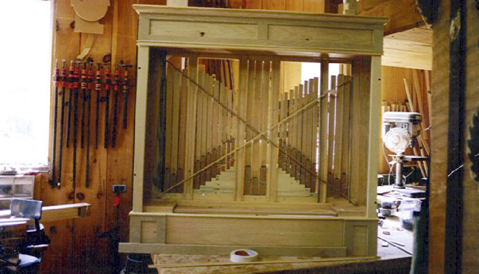 English Organ Construction